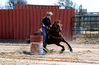 2015 NBHA NE05 Barrel Races