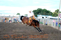 Double A Feeds Ranch Rodeos 2015