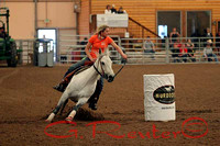 Riata Ranch Barrel Series-Cheyenne Wyo 2013