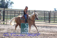 S Heart Arena Barrel Finals~Exib, PeeWee & Youth 8-27-2017