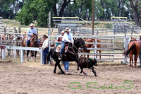 Bridgeport Rodeo Slack Thur & Fri 2013