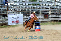 Camp Clarke Stampede Rodeo July 3&4 2016 Bridgeport NE