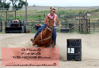 2013 NBHA05 Barrel Races